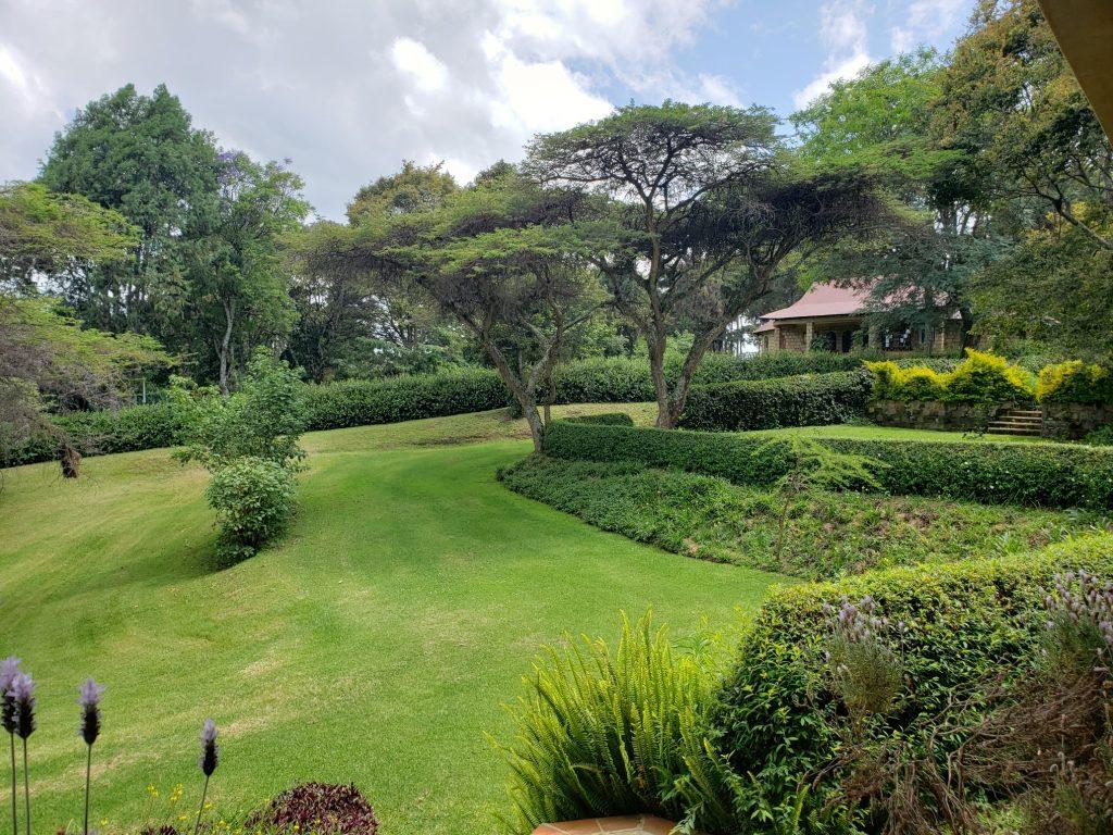 Grounds of a Farm in Njoro, Kenya 1-16-202