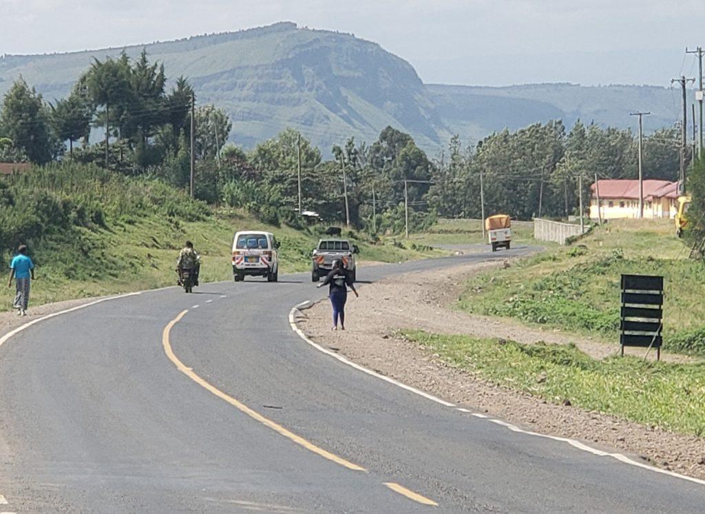 Menegai Creator, January 2020 during my Nakuru, Kenya visit